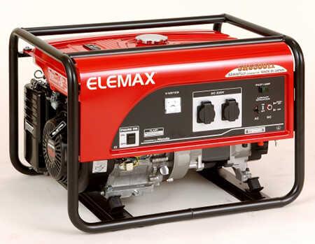 Máy phát điện Elemax SH6500EX(S)