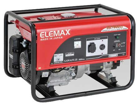 Máy phát điện Elemax SH7600EX(S)