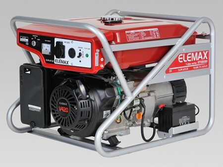 Máy phát điện Elemax SV6500(S)