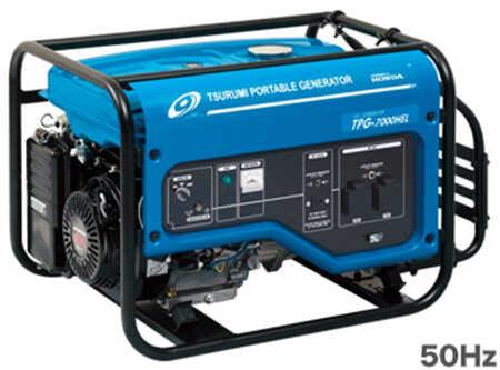 Máy phát điện Tsurumi TPG - 3000HM Nhật Bản chính hãng