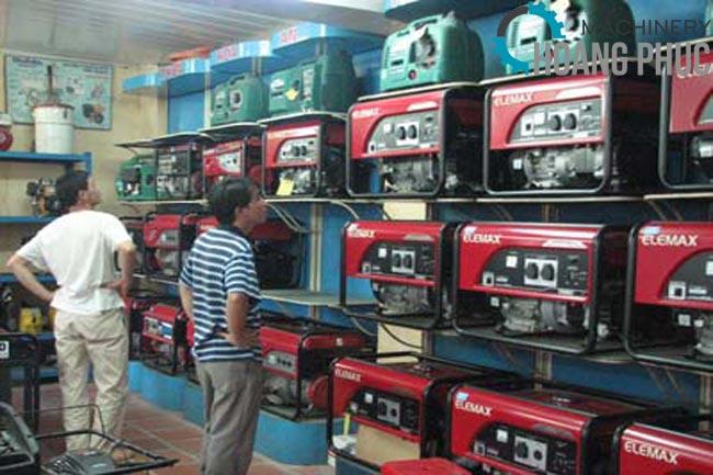 Hướng dẫn chọn mua máy phát điện tốt, giá rẻ
