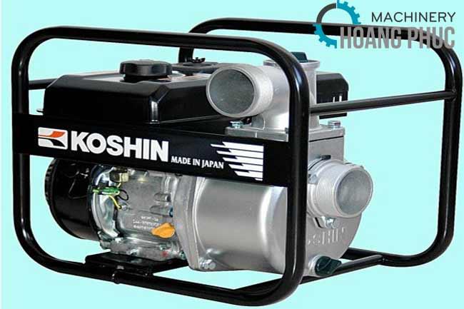 Máy bơm nước thải Koshin STV 80X Nhật Bản