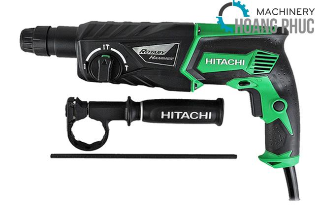 Máy khoan động lực Hitachi 3 chức năng DH26PC