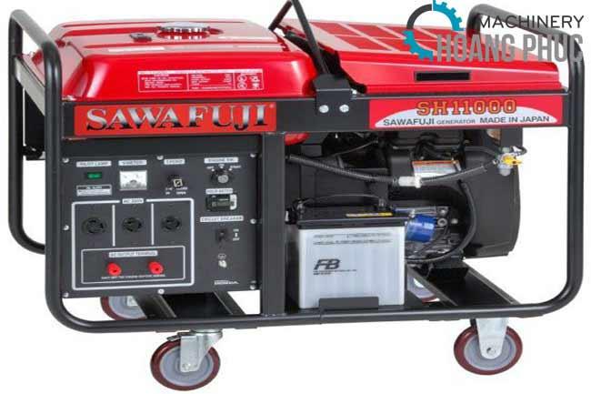 Máy phát điện Elemax SHT11500 chính hãng