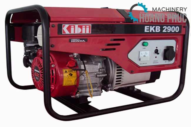 Máy phát điện Kibii - EKB 2900LR2