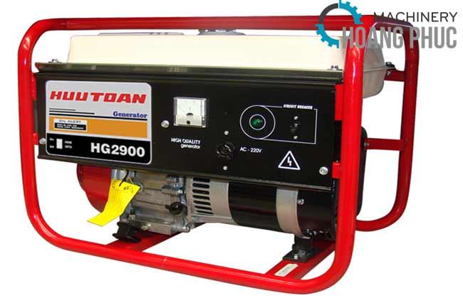Máy phát điện liên doanh Honda HG2900