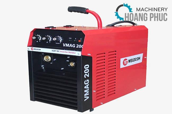 Máy hàn CO2 Weldcom VMAG 200