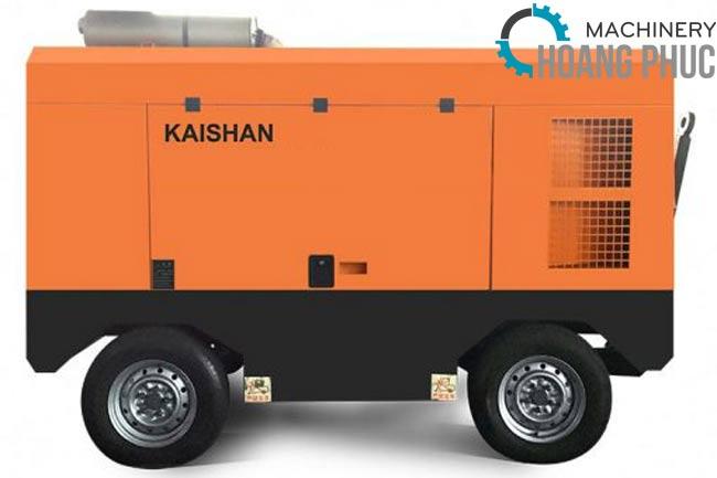 Máy nén khí Kaishan VF77 khai thác đá