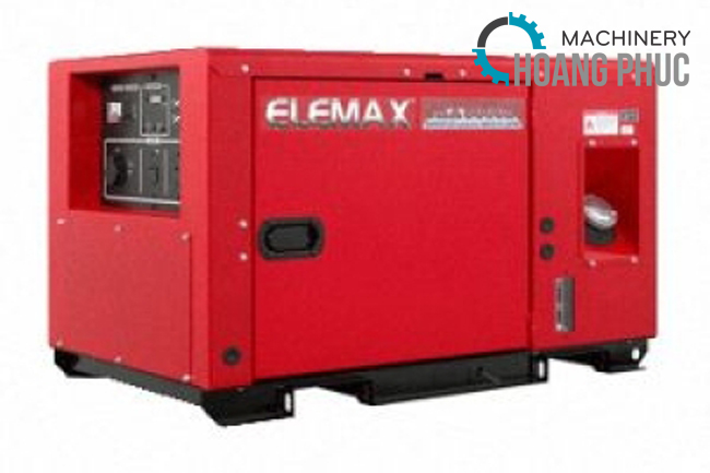 Máy phát điện Elemax SH07D