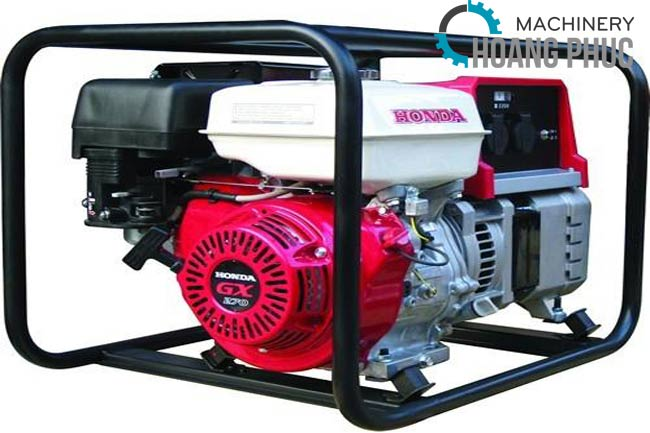 Máy phát điện liên doanh Honda EN 2500FX chính hãng